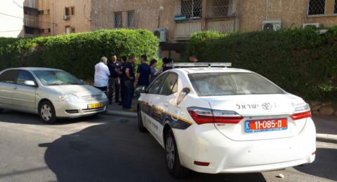 حيفا: سطو مسلح على سوبر ماركت والقاء القبض على المشتبهين