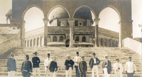 دور الأرمن في فن التصوير الفوتوغرافي في القدس
