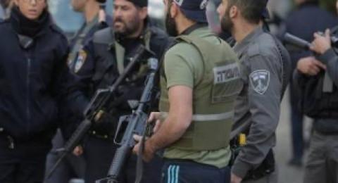 اصابة شاب من قلقيلية بجراح متوسطة باطلاق نار في تل أبيب