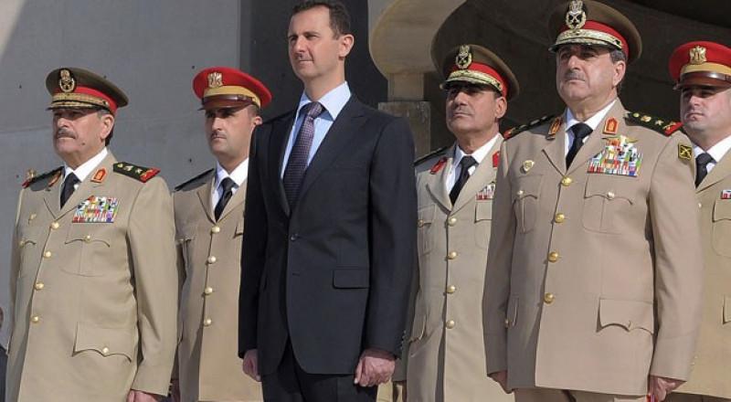 الجنرال وفى بوعده والأسد انتصر.. خارطة الشرق الأوسط العسكرية تغيّرت
