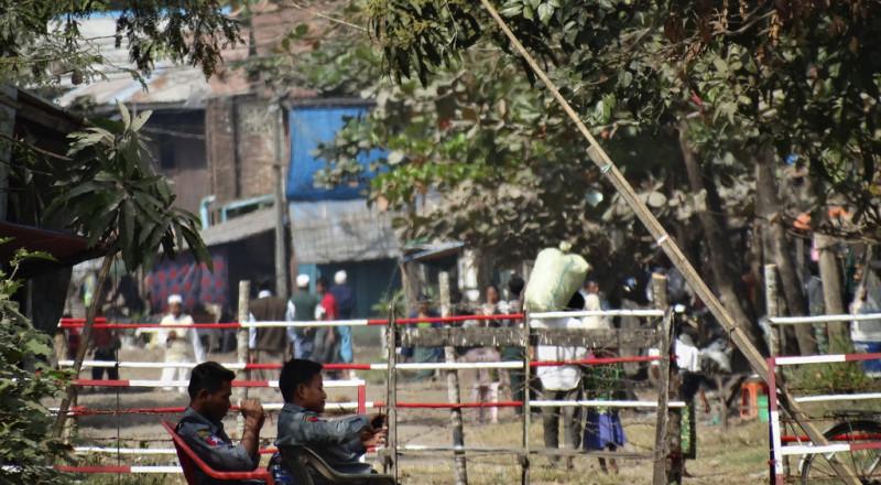 الروهينغا يواصلون الفرار وتنديد عالمي بعنف ميانمار