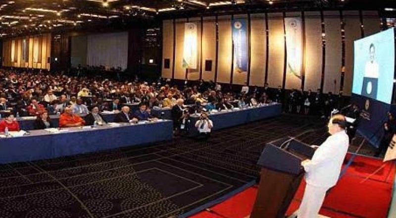 مؤتمر القمة العالمي للسلام يعقد لإقامة حوكمة السلام