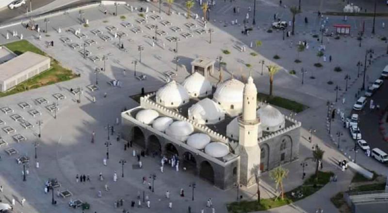 تعرفوا على المسجد الذي صلى فيه الرسول على النجاشي