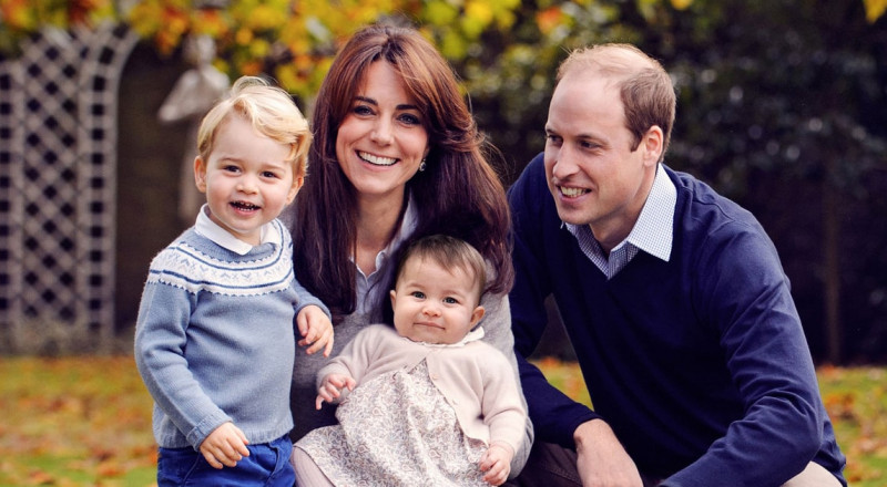 كيت ميدلتون حامل بطفلها الثالث