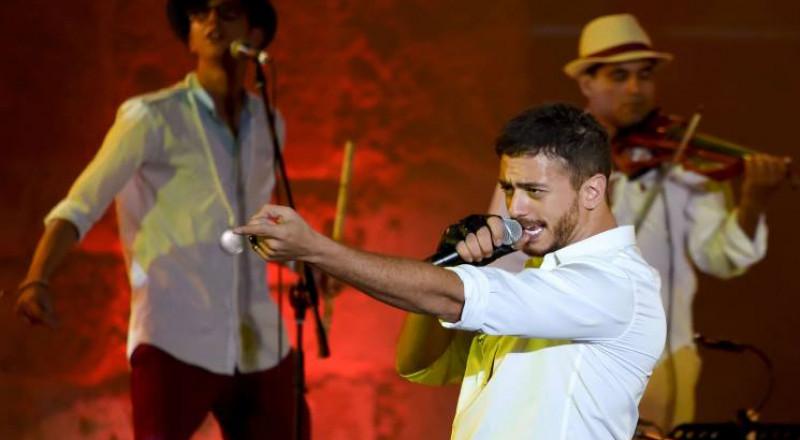 """سعد لمجرد مرشح """"قوي"""" لأفضل فنان في شمال أفريقيا"""