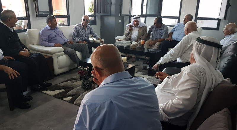 التوصل لهدنة في طرعان بعد مقتل الشاب بشار نصار