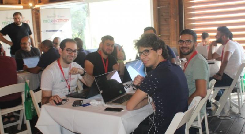 حضور كبير وابتكارات جديدة في ميكاثون الناصرة 2017
