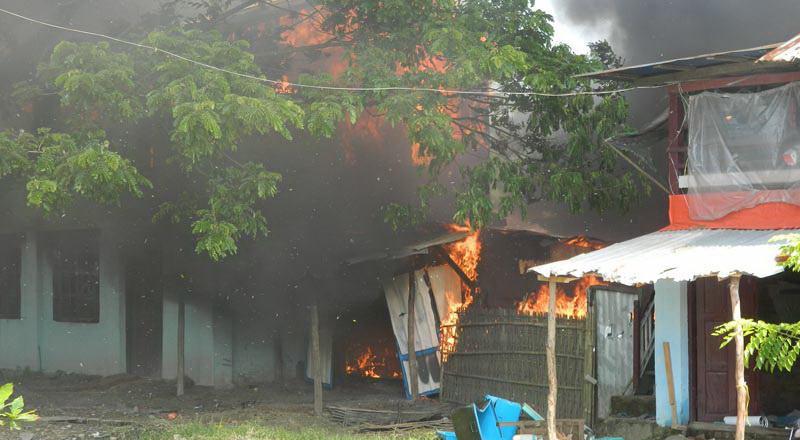 المشتركة تستنكر جرائم ميانمار ضد المسلمين الروهينغا