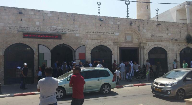 اللد، إمام مسجد دهمش: نرفض اعتذار رئيس البلدية المستهتر