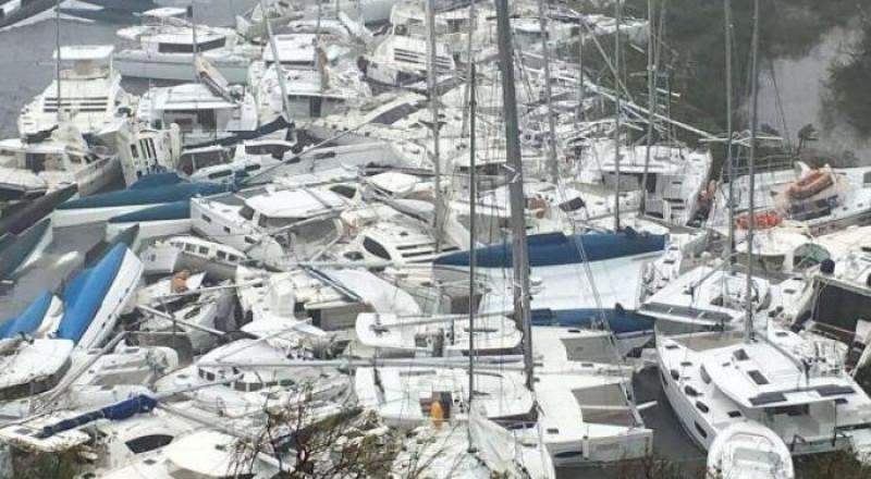 ارتفاع عدد قتلى إعصار