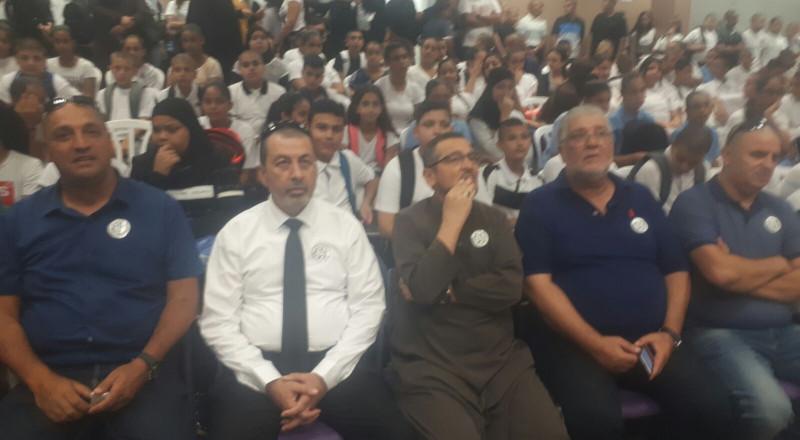 افتتاح مدرسة ثانوية جديدة في يافا تحمل اسم