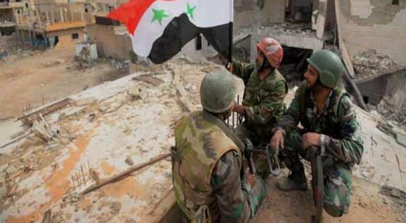 الجيش السوري ينتصر و يفك الحصار عن مدينة دير الزور