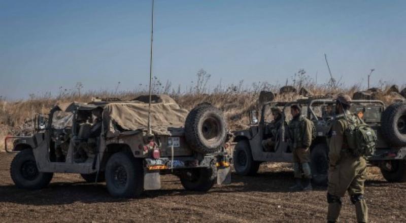 إصابة جنديين إسرائيليين بانفجار قنبلة بتدريبات في النقب