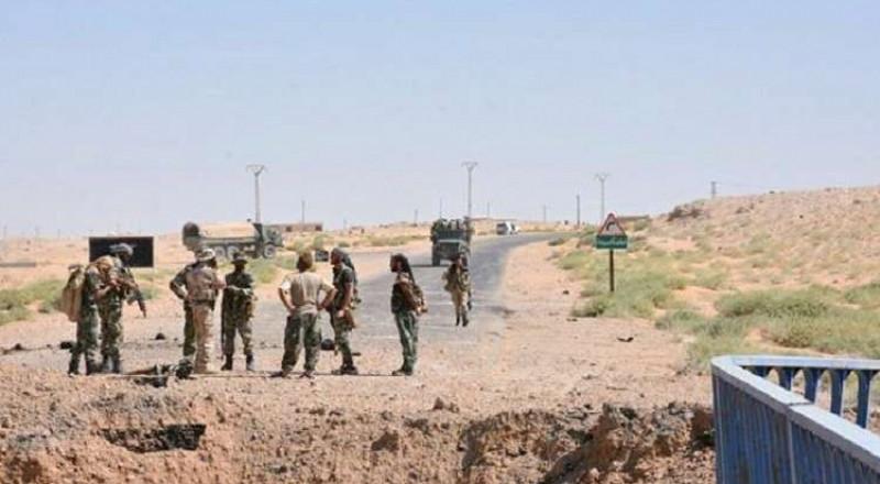 الجيش العربي السوري يوسع سيطرته في ريفي دير الزور وحمص