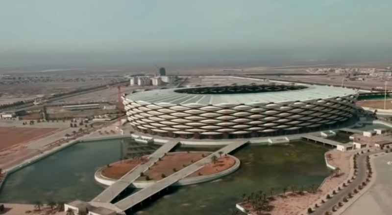 البصرة العراقية تستقبل أساطير العالم لكرة القدم
