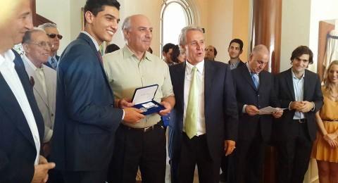 مفتاح لاس فيغاس يُمنَح لمحمد عسّاف