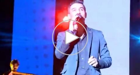 """محمد عساف يشعل ليل أبوظبي في مهرجان """"يا سلام"""""""
