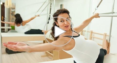 خبراء: الحامل تستطيع ممارسة الرياضة يوميًا مدة 30 دقيقة