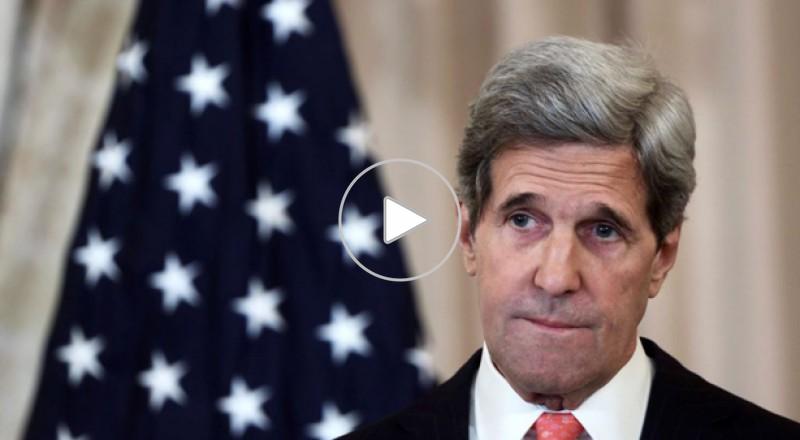 حماس: كيري غير مرحب فيه وعباس غير مفوض باجراء المفاوضات