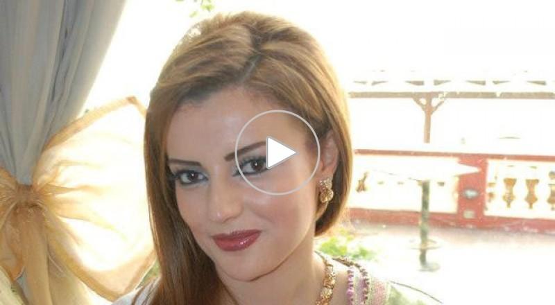 ملكة جمال المغرب اتمنى الزواج من مصري
