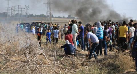 شهيد في غزة وعشرات المصابين في الضفة والقدس