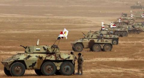 الحشد الشعبي العراقي يعلن السيطرة على الحدود مع سوريا