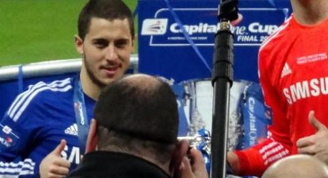 هازارد يطيح بنجمي ريال مدريد