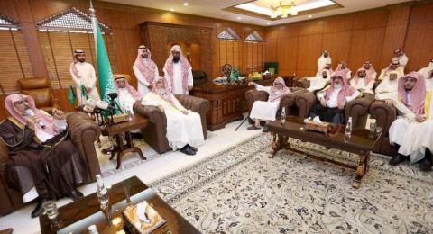 بيان لعلماء السعودية يخلو من إدانة ترامب ويكتفي بذكر مكانة القدس الدينية