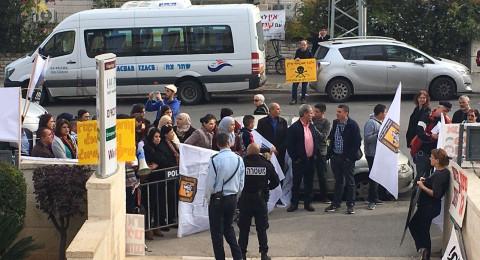 رئيس مجلس طرعان: مظاهرتنا اليوم  بالقدس للمطالبة بإغلاق الكسارة