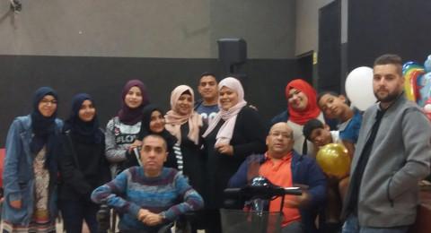 نوّاف زميرو لـبكرا: الحفل هو لرسم البسمة على شفاه ذوي الاحتياجات الخاصة
