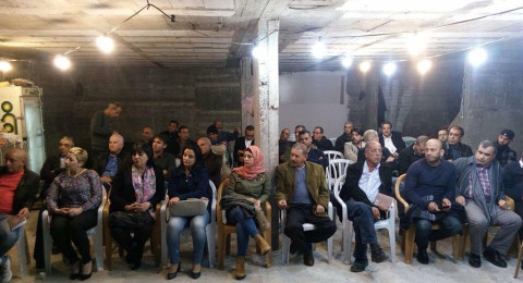 عارة: اجتماع لسكرتارية المتابعة تضامنا مع جزماوي