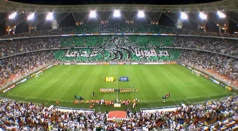 السعودية تُمثل العرب لأول مرة بافتتاح مباريات المونديال