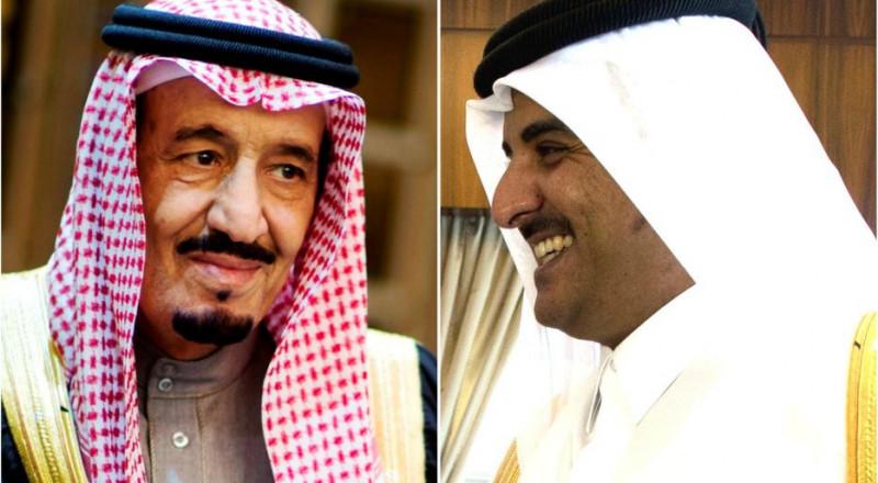 مصادر كويتية: الأمير القطري سيعتذر علنا لملك السعودية