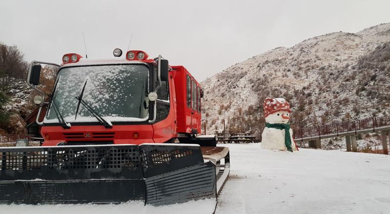 إليكم حالة الطقس المتوقعة .. وثلوج في جبل الشيخ (صورة)