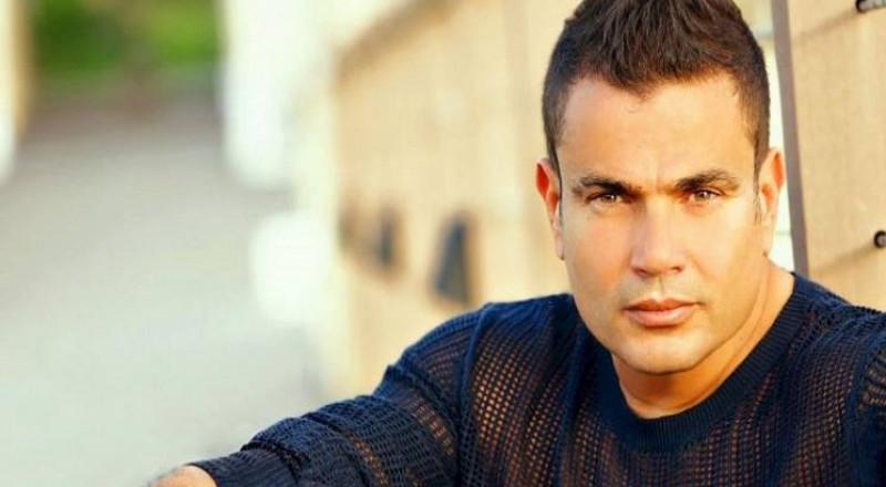 عمرو دياب يحتفي بالمولد النبوي