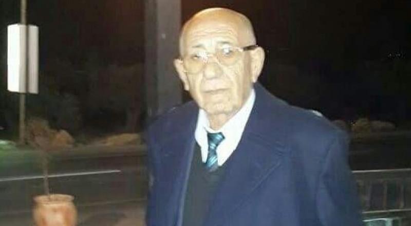 الحاج فيصل سعد عدوي من قرية طرعان في ذمة الله