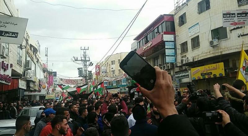 هل تنطلق اليوم انتفاضة جديدة؟ .. الغضب الفلسطيني مستمر والإعلان عن برنامج التظاهرات بالداخل