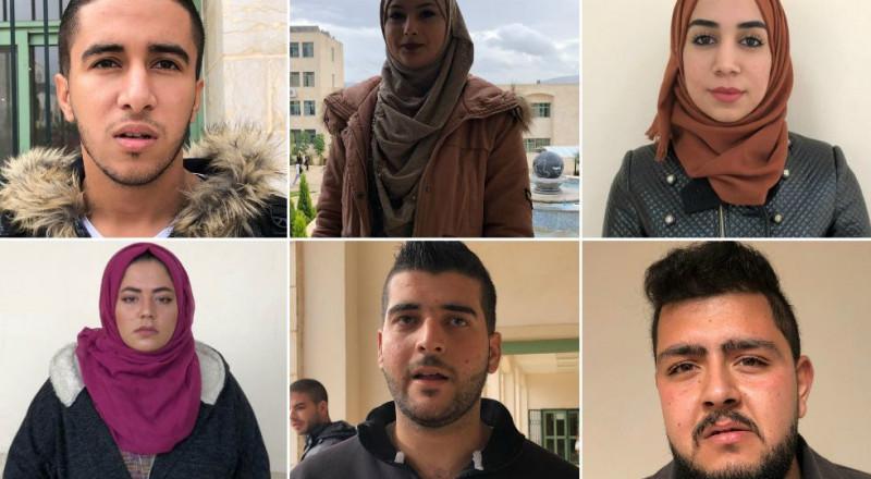 الشباب الفلسطيني يرفض فكرة الاعتراف بالقدس عاصمة لإسرائيل ويدعو