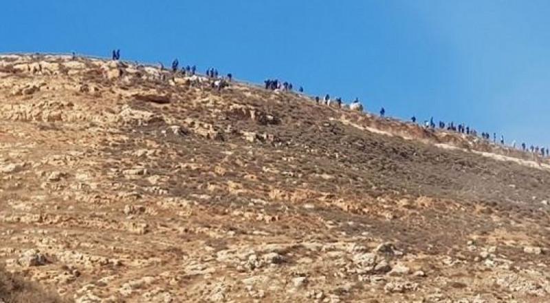 إصابات بينها خطيرة باعتداء للمستوطنين على أهالي قرية قصره قرب نابلس