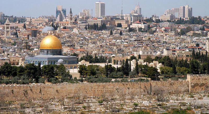 151 دولة تؤمن أن لا صلة للقدس بإسرائيل