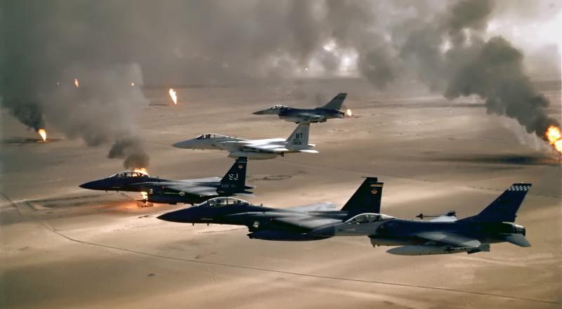 التحالف يقصف مواقع للحوثيين قرب مطار صنعاء