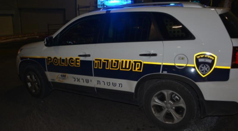 الناصرة: سطو مسلح على بقالة في المطران