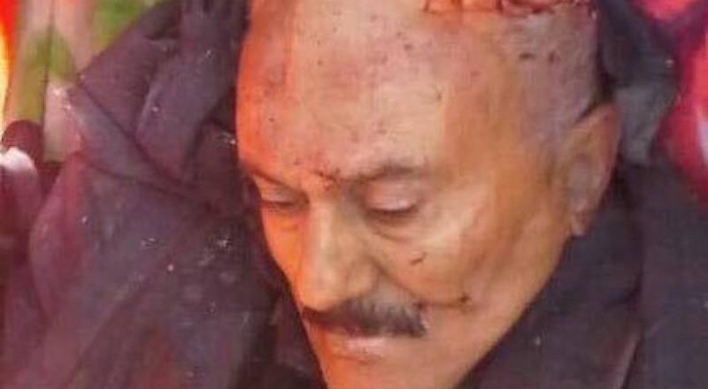 أنباء عن دفن الرئيس اليمني الأسبق علي عبدالله صالح ليلا