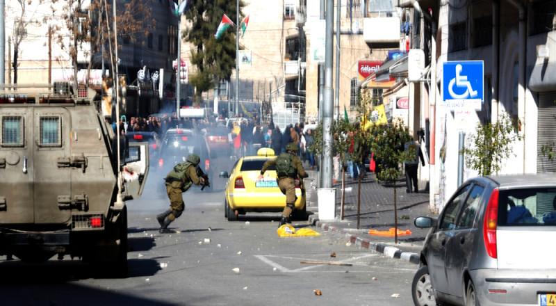 20 نقطة مواجهات في الضفة الغربية وقطاع غزة