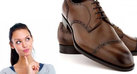 الأحذية الرجالية موضة النساء في 2015