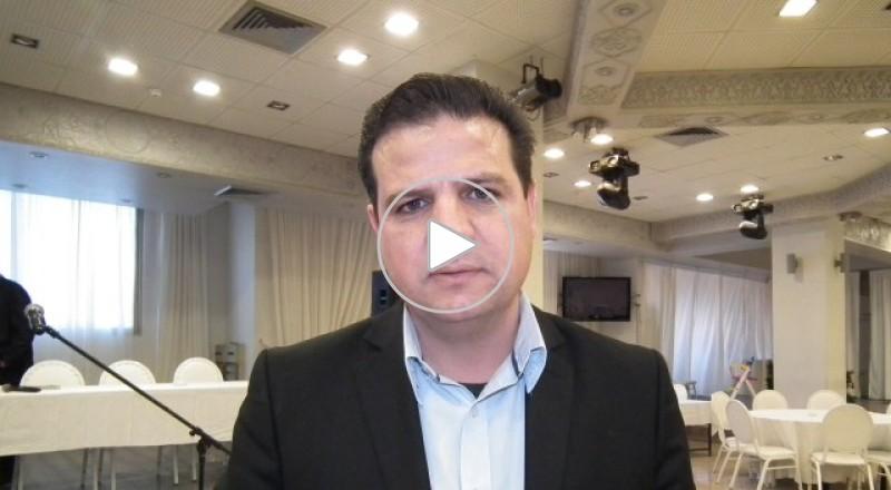 ايمن عودة لبكرا: الاحزاب تجمع ان رئاسة القائمة المشتركة يجب ان تكون للجبهة