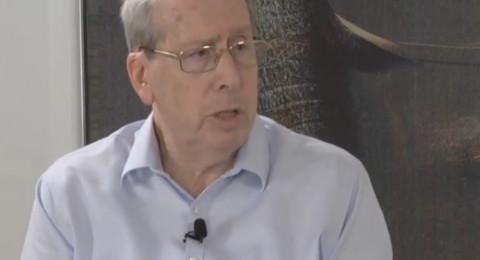 تسفي ستيباك – رئيساً لاتحاد الشركات العامة في اسرائيل