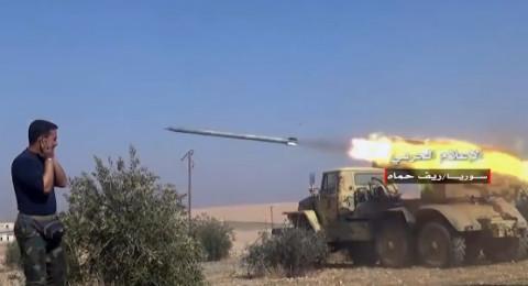 الجيش السوري يسيطر على جيب لـ