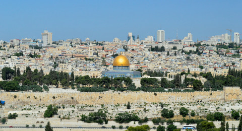 مخطط إسرائيلي لإقامة متنزه يربط موقعين استيطانيين بالطور