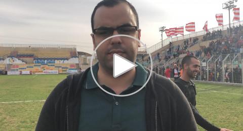 الناطق بلسان هـ.ام الفحم لـبكرا: من الضروري مرافقتنا بمباريات الخارج